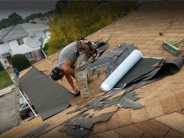 residential roofing Suffolk County