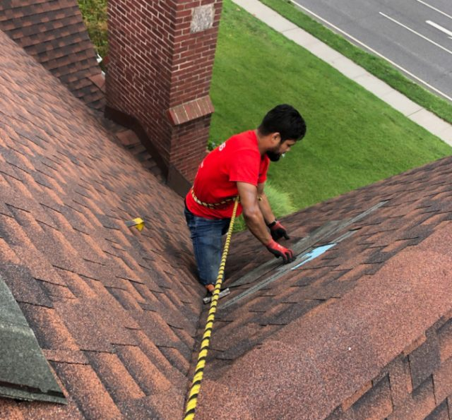residential roofing services Nassau County, NY